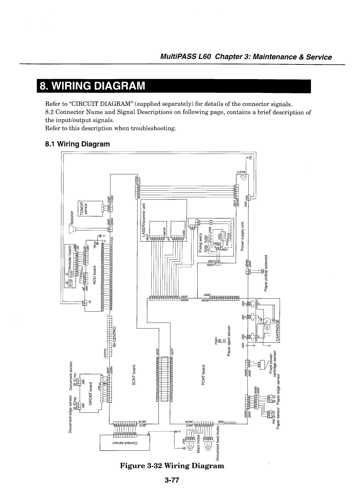 canon fax multipass
